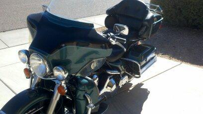 Photo of a 2000 Harley-Davidson® FLHTCU/I Electra Glide® Ultra Classic®