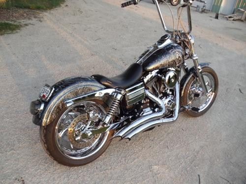 2007 Harley Davidson 174 Fxdb Dyna 174 Street Bob 174 Custom