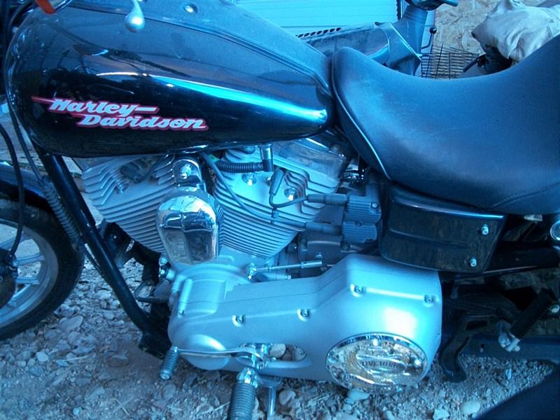 Harley Dealer Cortez Co >> 2005 Harley-Davidson® FXD/I Dyna® Super Glide® (Black), Cortez, Colorado (373352) | ChopperExchange