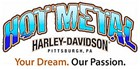 Hot Metal Harley-Davidson's Logo