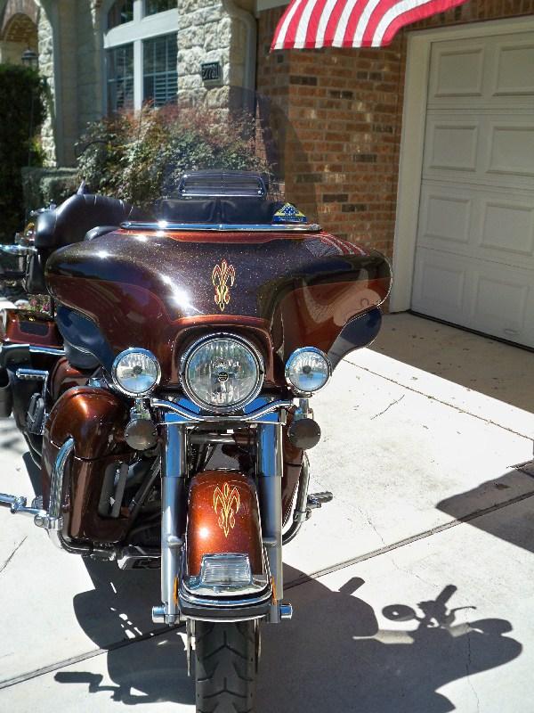 2009 Harley Davidson 174 Flhtcu Electra Glide 174 Ultra Classic