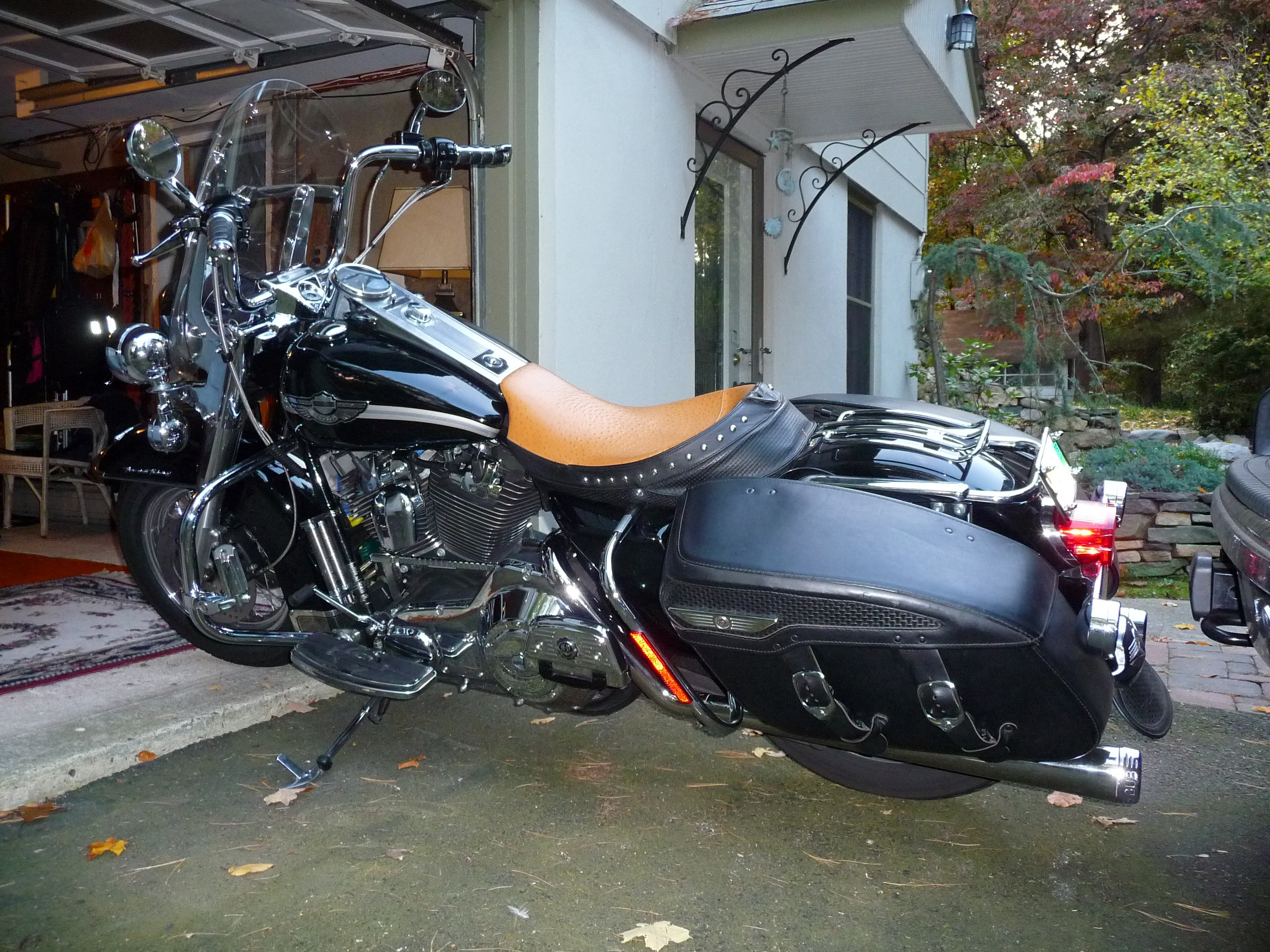 Used Motorcycles Nj >> 2003 Harley-Davidson® FLHRC/I-ANV Road King® Classic Anniversary (Black), Wanaque, New Jersey ...
