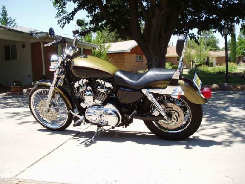 Motorcycles For Sale Mn >> 2007 Harley-Davidson® XL1200C Sportster® 1200 Custom ...