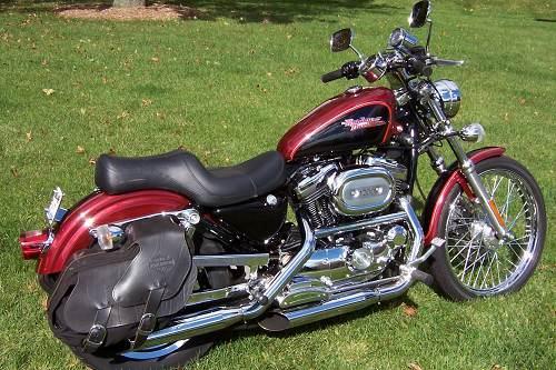 2001 Harley Davidson 174 Xl1200c Sportster 174 1200 Custom