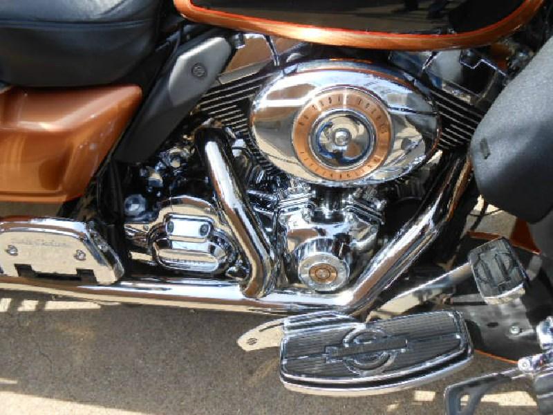 Harley Davidson Electra Glide Kbb