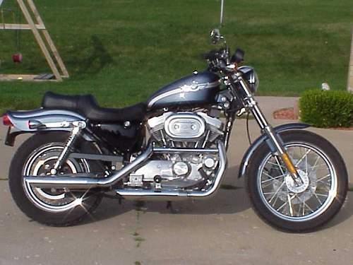 2003 Harley-Davidson® XLH-883 Sportster® 883