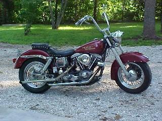 1980 Harley-Davidson® FLH-80 Electra Glide® 1340