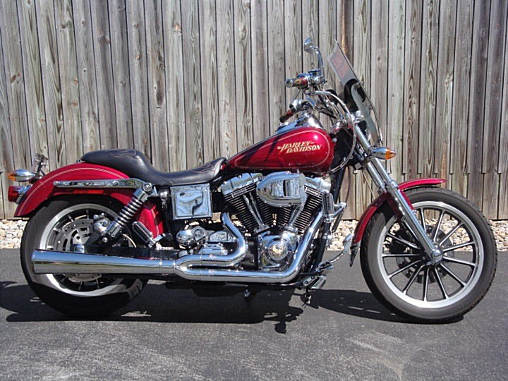 Photo of a 2004 Harley-Davidson® FXDL/I Dyna Low Rider®