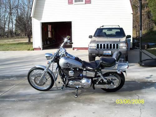 2004 Harley-Davidson® FXDWG/I Dyna Wide Glide®
