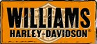 Williams Harley-Davidson's Logo