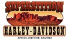 Superstition Harley-Davidson's Logo