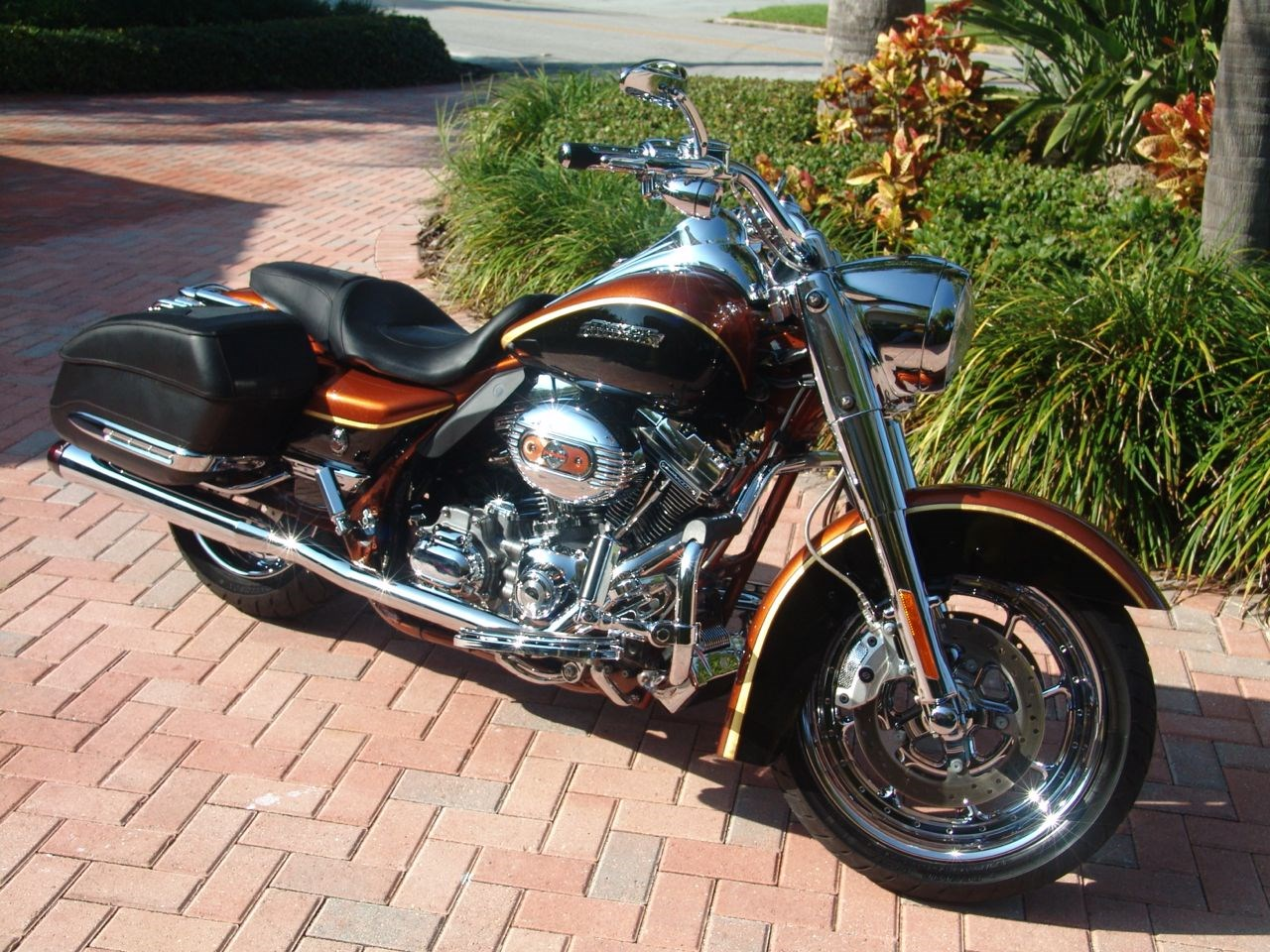 2008 Harley Davidson 174 Flhrse4 Screamin Eagle 174 Road King