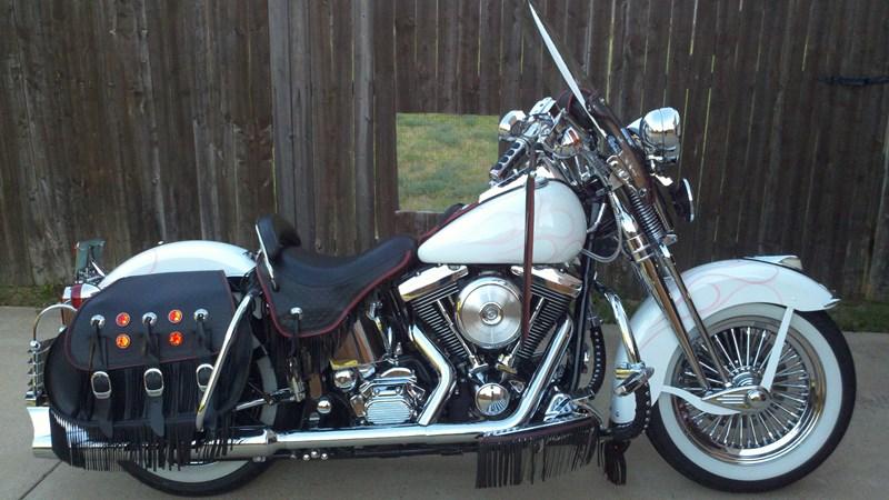 Photo of a 1998 Harley-Davidson® FLSTS Heritage Springer®