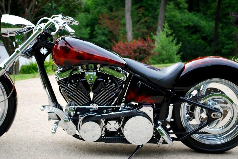 1999 Harley Davidson 174 Fxstc Softail 174 Custom Custom Real