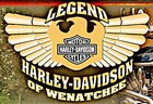 Legend Harley-Davidson Of Wenatchee's Logo