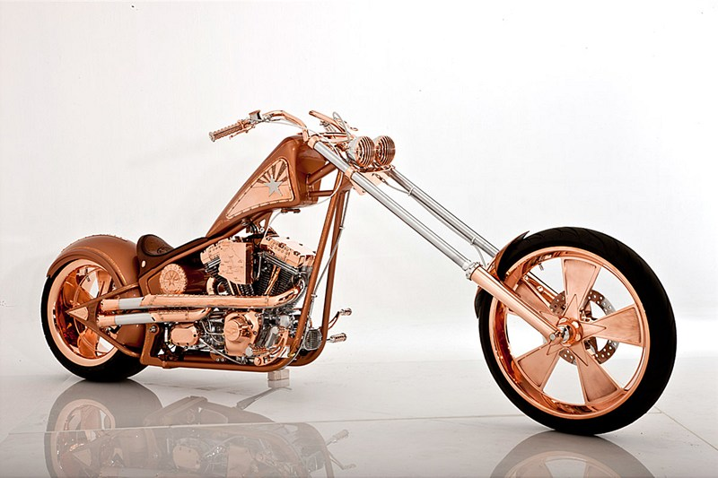 Photo of a 2012 Special Construction  Chopper
