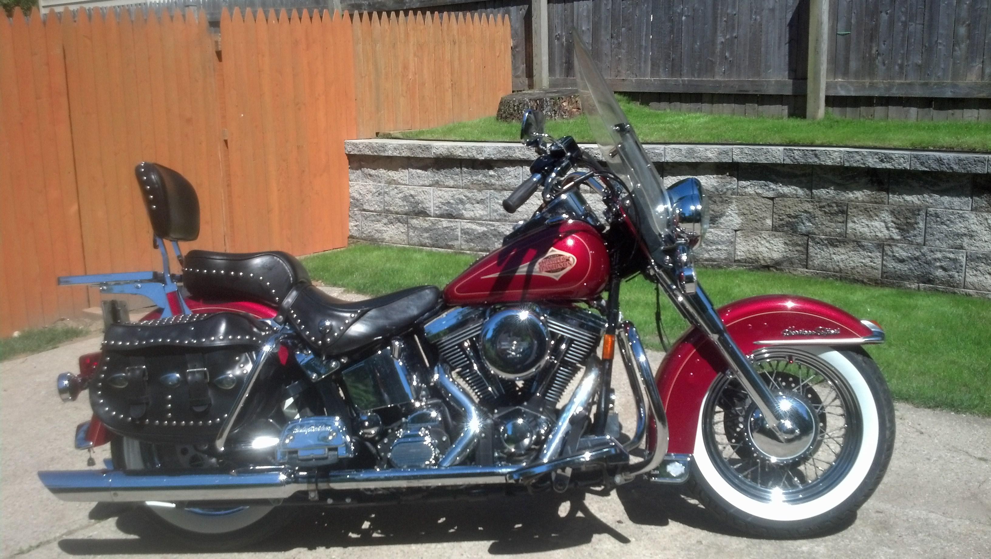 O on 2000 Harley Davidson Service Manual