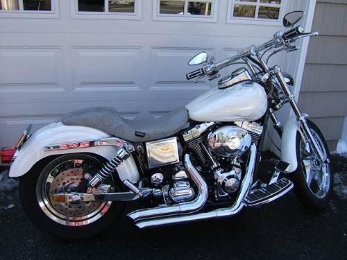 2002 Harley-Davidson® FXDL Dyna Low Rider®