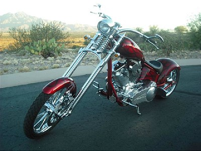 Used 2010 Big Bear Choppers Custom