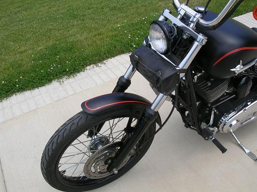 Bill Of Sale Illinois >> 2002 Harley-Davidson® FXDWG Dyna Wide Glide® (Flat Black), Sherman, Illinois (156545 ...