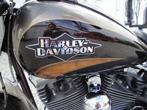 Greensboro Harley Davidson >> 2011 Harley-Davidson® FLSTSE2 CVO™ Softail® Convertible (Maple and Gold), East Prairie, Missouri ...