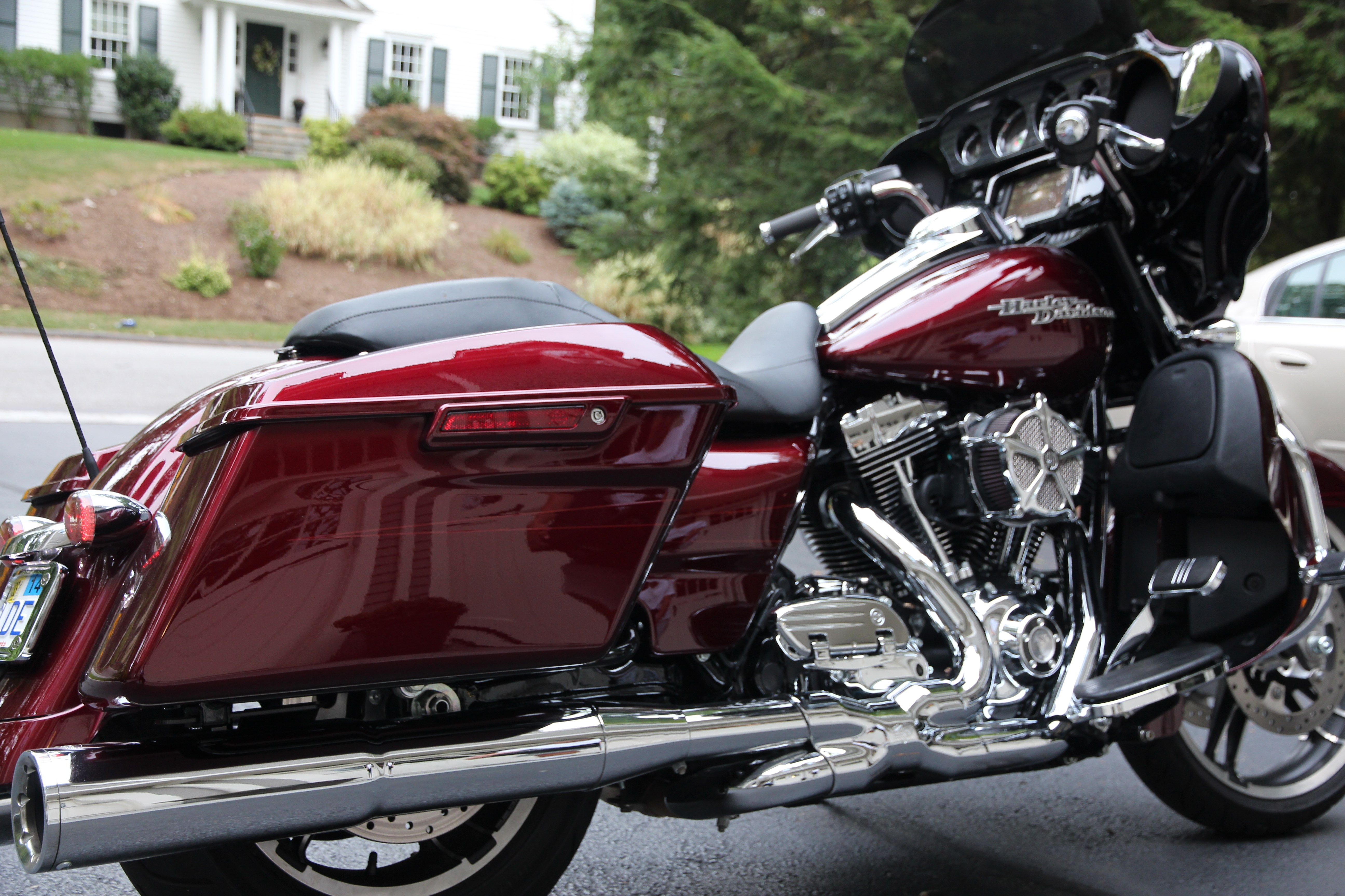 2014 Harley Davidson 174 Flhxs Street Glide 174 Special