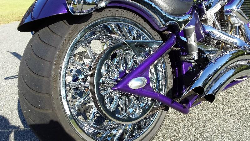 2007 Big Dog K 9 Purple Durham North Carolina 401081