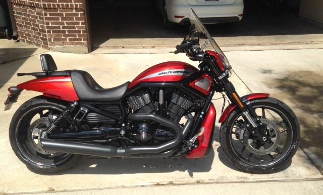Harley Davidson 1250 Night Rod Special Vrscdx 2015: 2014 Harley-Davidson® VRSCDX V-Rod® Night Rod® Special