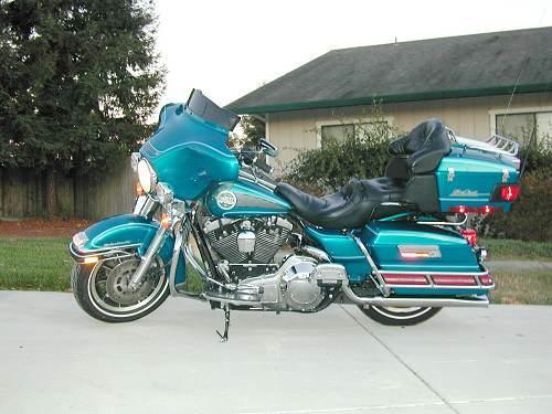 Photo of a 1995 Harley-Davidson® FLHTCU Ultra Classic® Electra Glide®