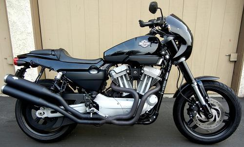 2009 Harley Davidson 174 Xr1200 Sportster 174 Xr1200 Black