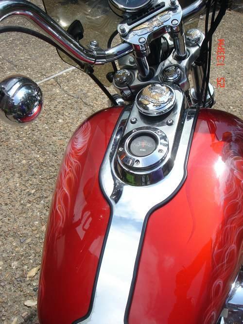 1995 Harley Davidson 174 Fxd Dyna 174 Super Glide 174 Candy Apple