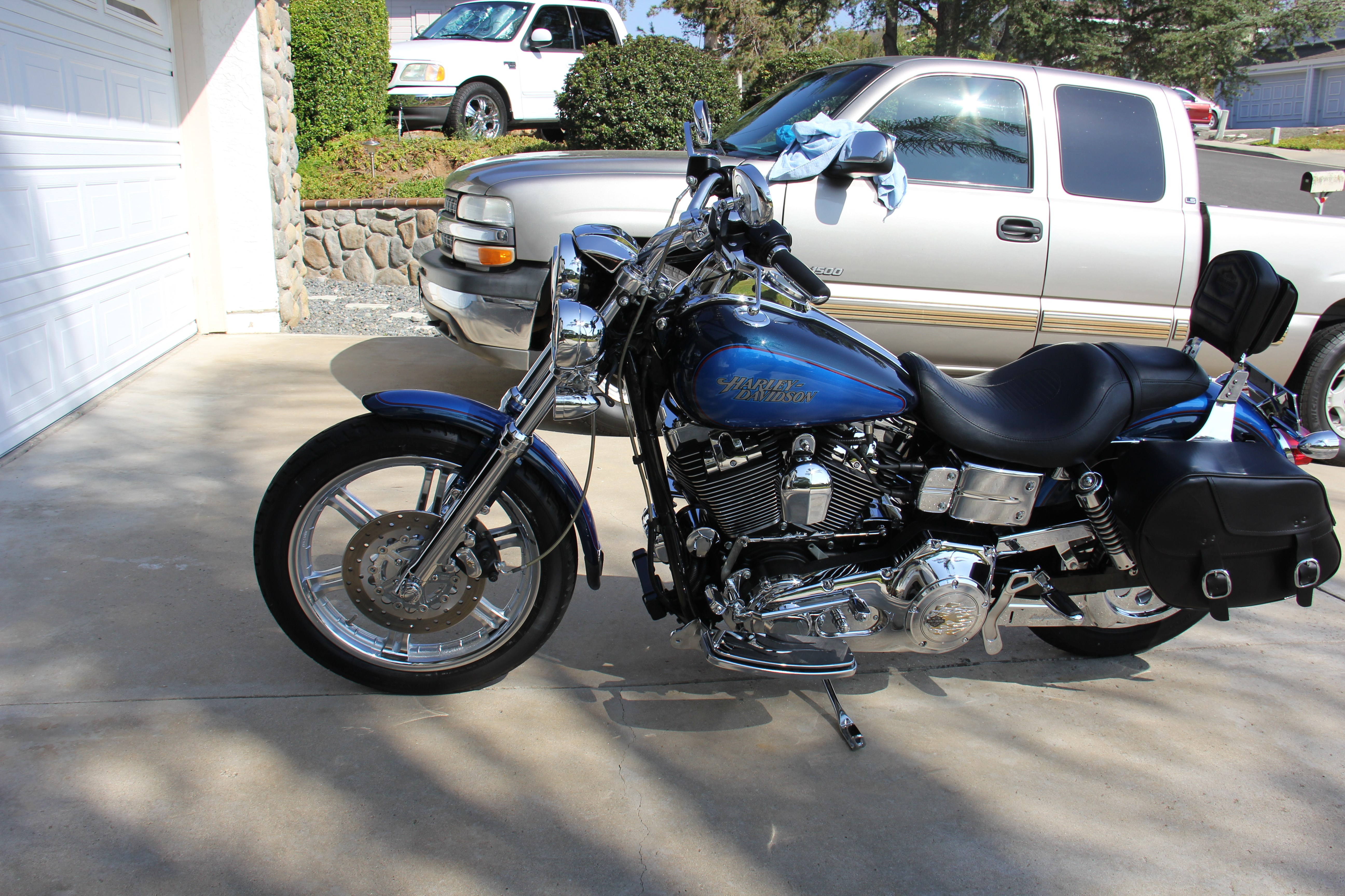 2004 Harley Davidson 174 Fxdl I Dyna Low Rider 174 Factory Two