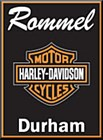 Rommel Harley-Davidson Durham's Logo
