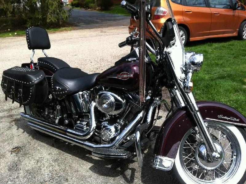 2005 Harley-Davidson® FLSTC/I Heritage Softail® Classic ...