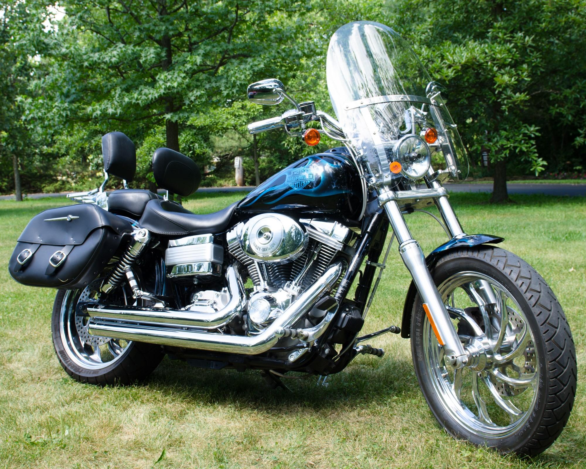 2006 Harley Davidson 174 Fxdc I Dyna 174 Super Glide 174 Custom
