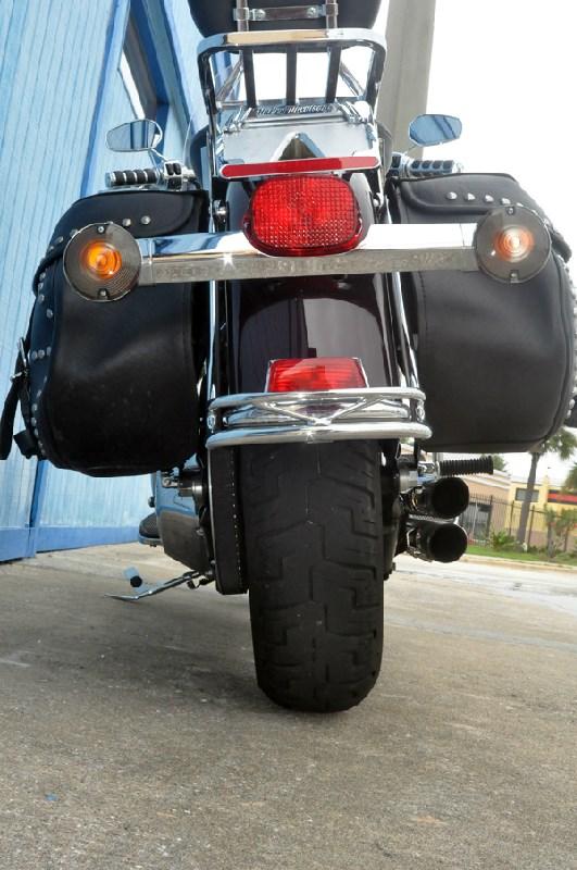 2007 Harley-Davidson® FLSTC Heritage Softail® Classic ...