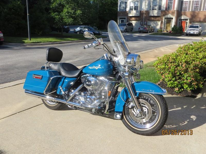 Photo of a 2002 Harley-Davidson® FLHR/I Road King®