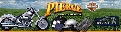 Pierce Harley-Davidson