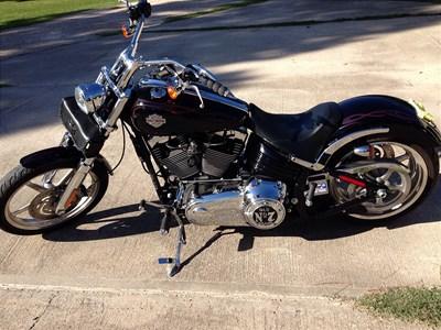 Used 2009 Harley-Davidson® Softail® Rocker™ C