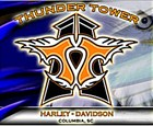 Thunder Tower Harley Davidson's Logo