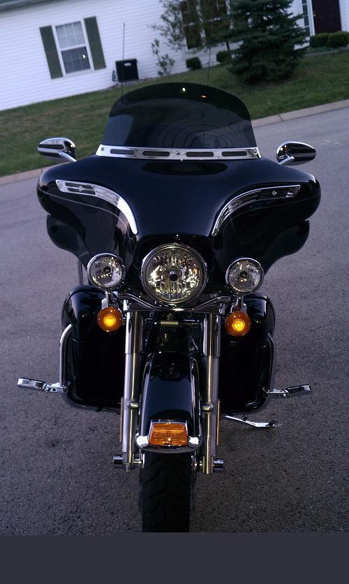 2012 Harley Davidson 174 Flhtk Electra Glide 174 Ultra Limited