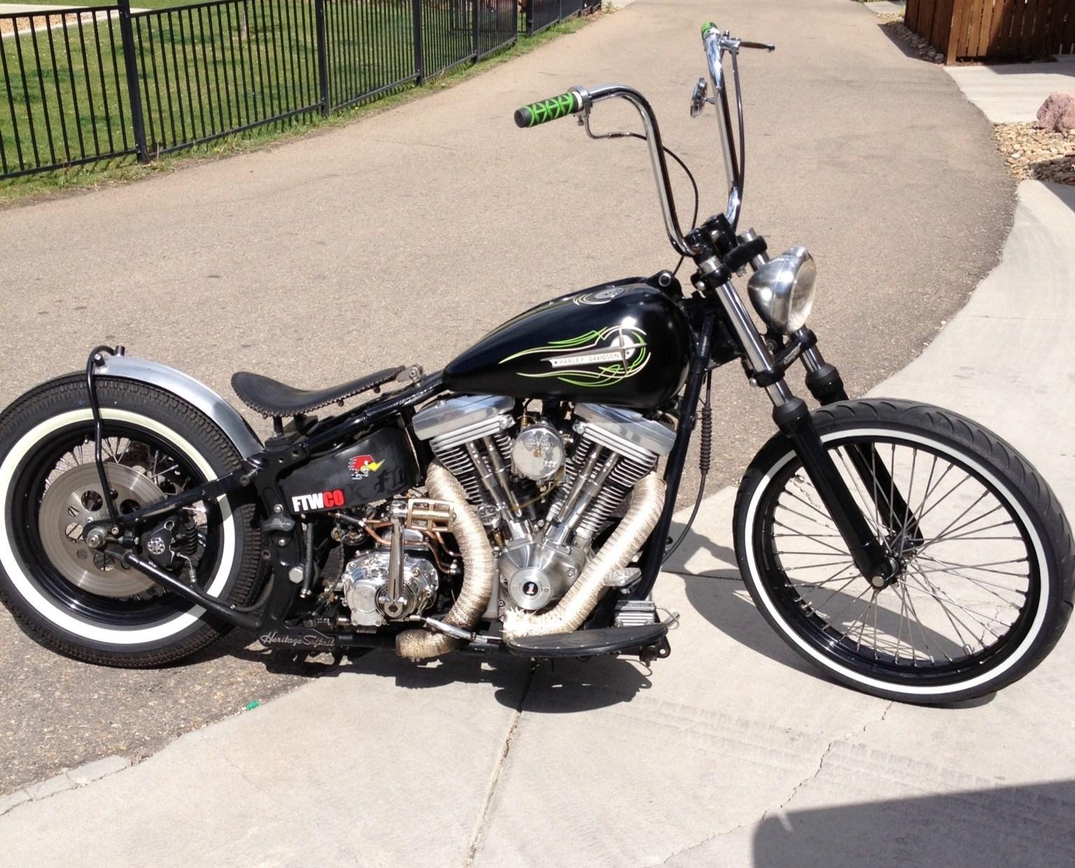 1986 Harley-Davidson® FLST Heritage Softail®