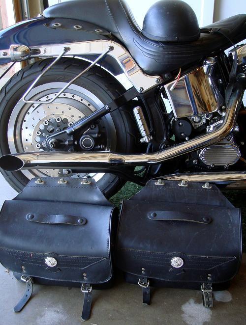 Harley Davidson Fxstc Softail Custom Gas Tank