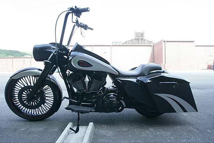 Photo of a 2011 Harley-Davidson® FLHR Road King®