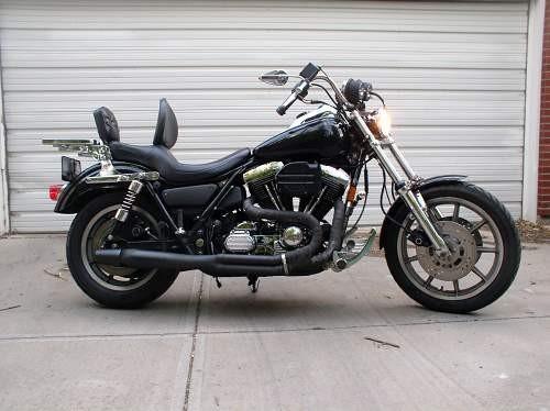1993 Harley-Davidson® FXRS CONV Low Rider® Convertible