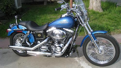 2005 Harley-Davidson® FXDL/I Dyna® Low Rider