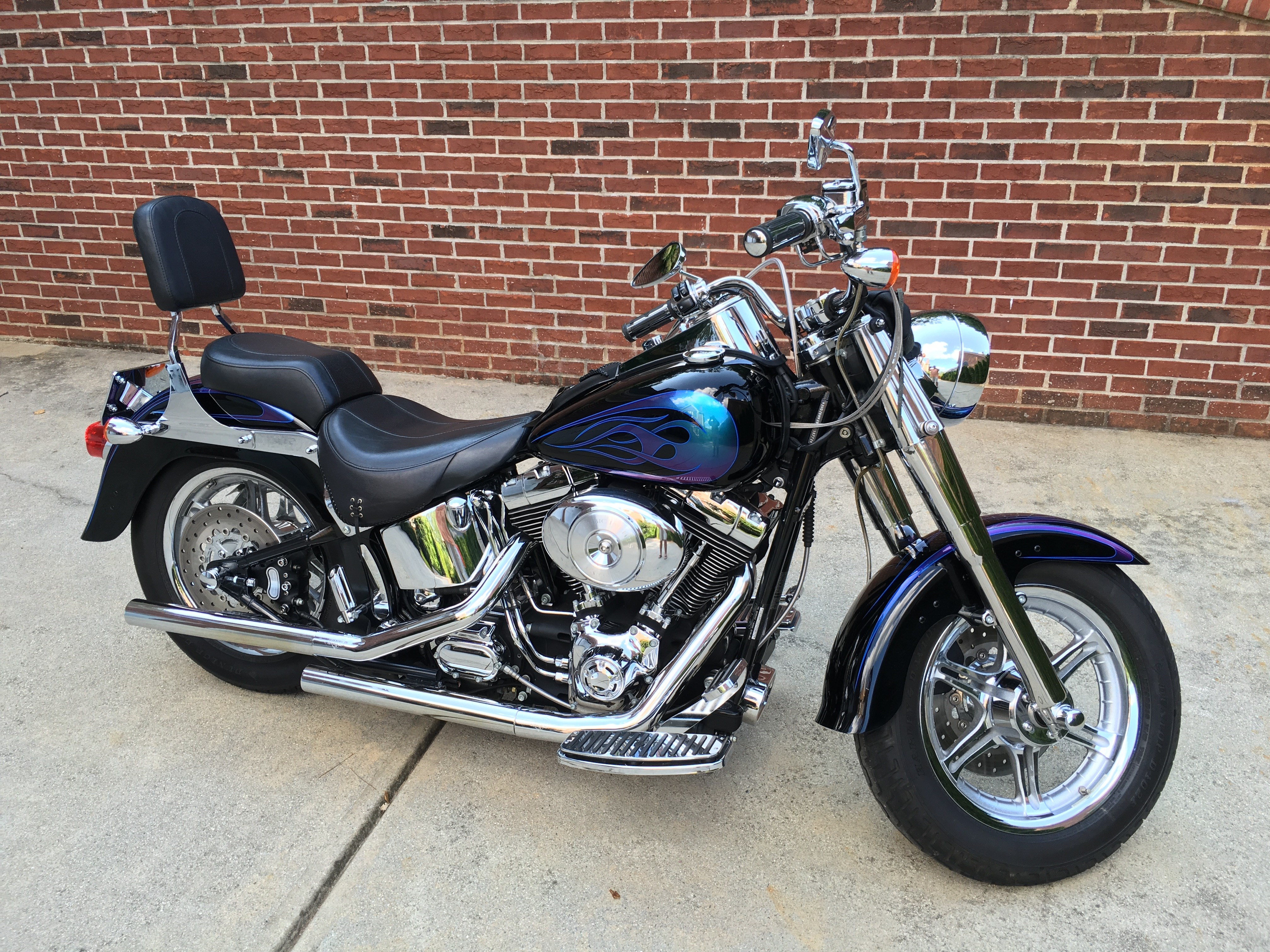 2017 Wide Glide For Sale Texas >> All New & Used Harley-Davidson® Softail Fat Boy® For Sale (943 Bikes, Page 2) | ChopperExchange