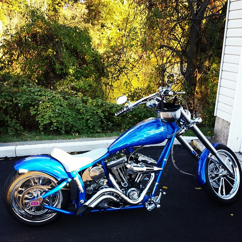 Photo of a 2003 Iron Eagle Motorcycles  Predator