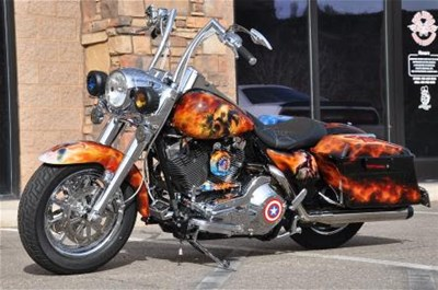 Used 2003 Harley-Davidson® Custom