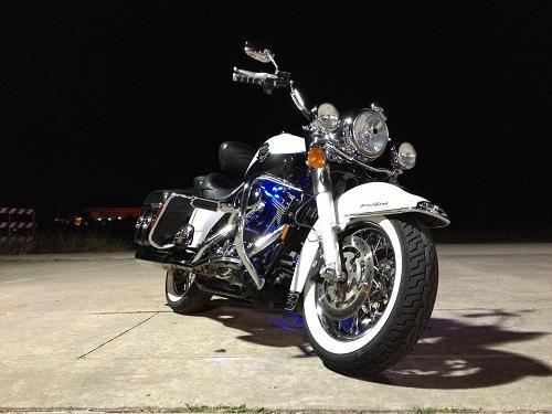 2008 Harley Davidson 174 Flhrc I Road King 174 Classic Two Tone